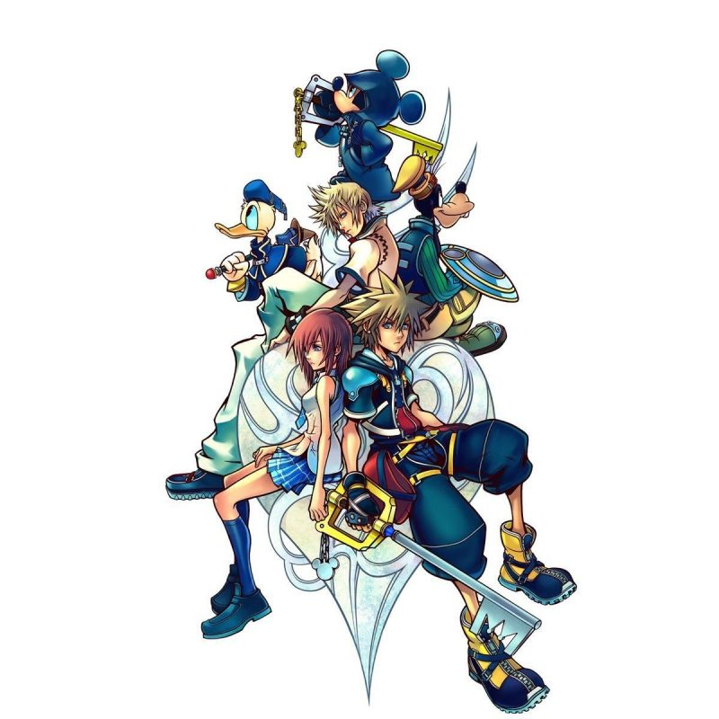 10 Top Kingdom Hearts Wallpapers Hd FULL HD 1080p For PC Desktop 2018 free download kingdom hearts picture for desktop wallpaper media file 800x800