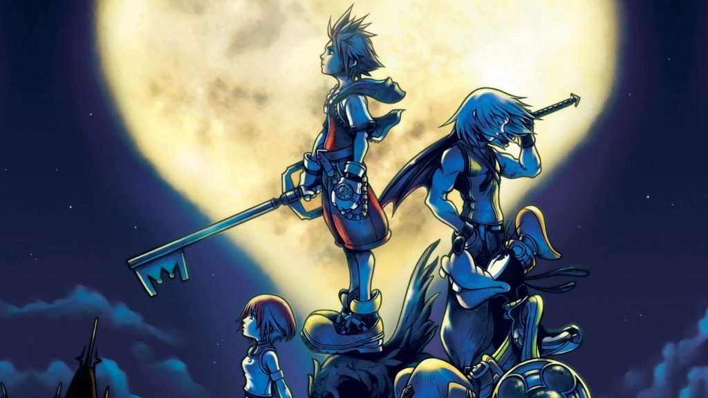 10 New Kingdom Hearts 1 Wallpaper FULL HD 1920×1080 For PC Background 2018 free download kingdom hearts sora image meu pinterest wallpaper 1024x576