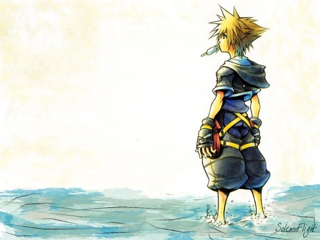 kingdom hearts sora wallpaper high quality resolution | kingdom