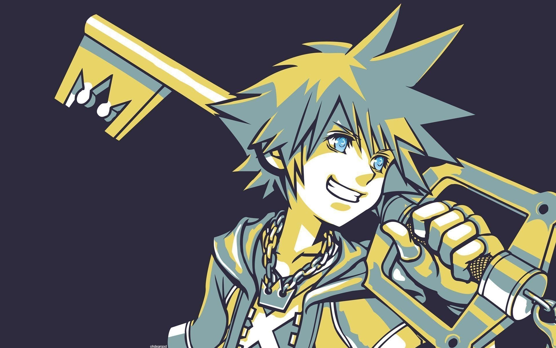 10 Most Popular Kingdom Hearts Wallpaper Sora FULL HD 1080p For PC Desktop
