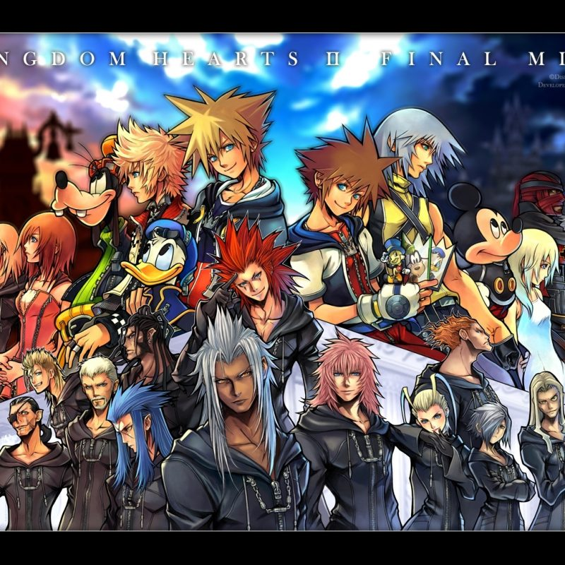 10 Top Kingdom Hearts Wall Paper FULL HD 1920×1080 For PC Desktop 2018 free download kingdom hearts wallpaper and background image 1280x1024 id139 1 800x800