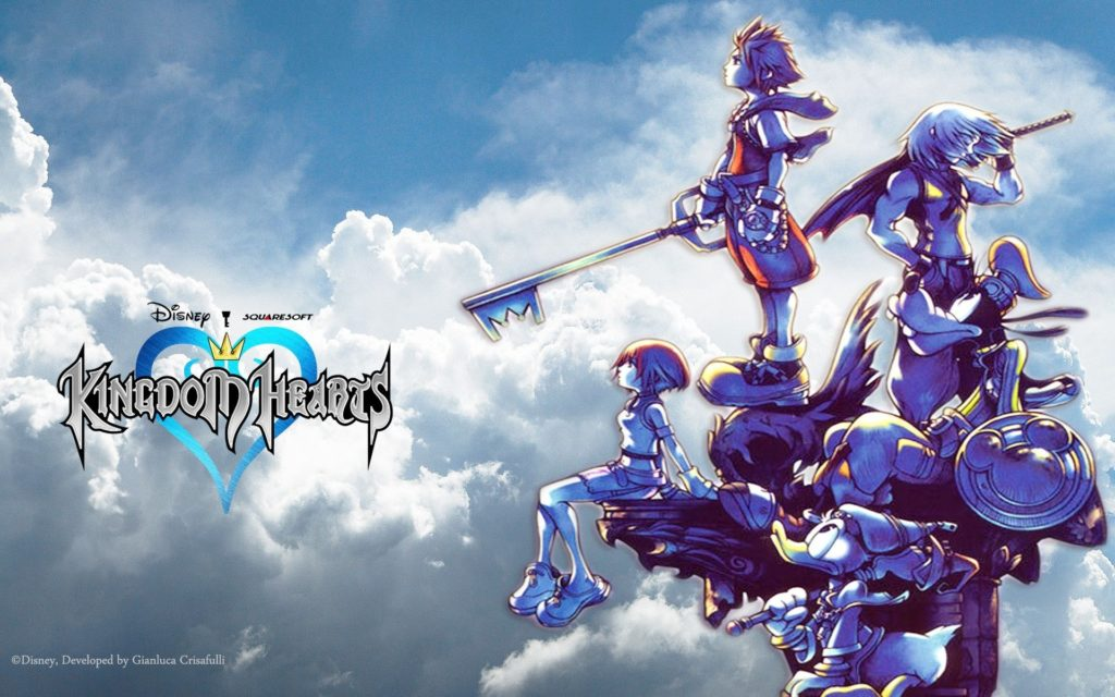 10 New Kingdom Hearts 1 Wallpaper FULL HD 1920×1080 For PC Background 2018 free download kingdom hearts wallpaper hd 1024x640