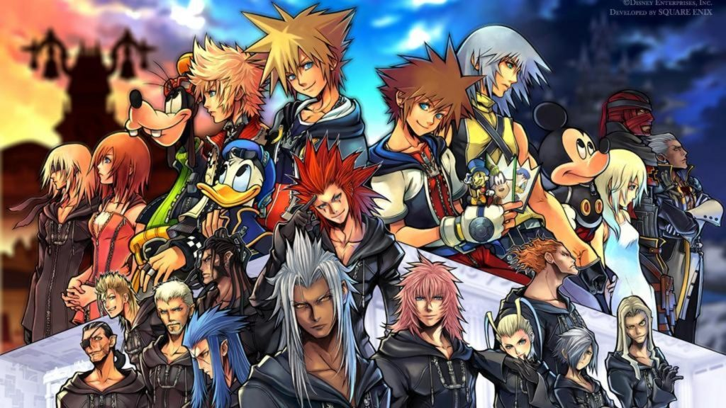 10 New Kingdom Hearts Wallpaper 1366X768 FULL HD 1080p For PC Desktop 2018 free download kingdom hearts wallpapers hd wallpaper cave 1024x576