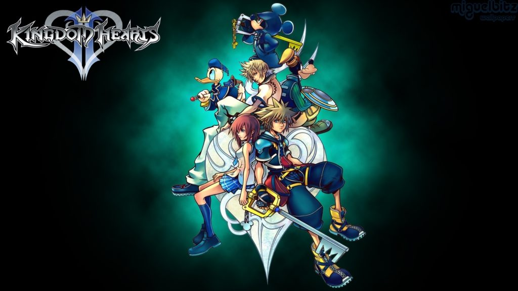10 New Kingdom Hearts Wallpaper 1366X768 FULL HD 1080p For PC Desktop 2020 free download kingdom heartsnitz1401 on deviantart 1024x576