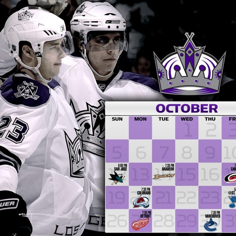 10 Best La Kings Schedule Wallpaper FULL HD 1920×1080 For PC Background 2020 free download kings announce 2008 09 schedule 800x800