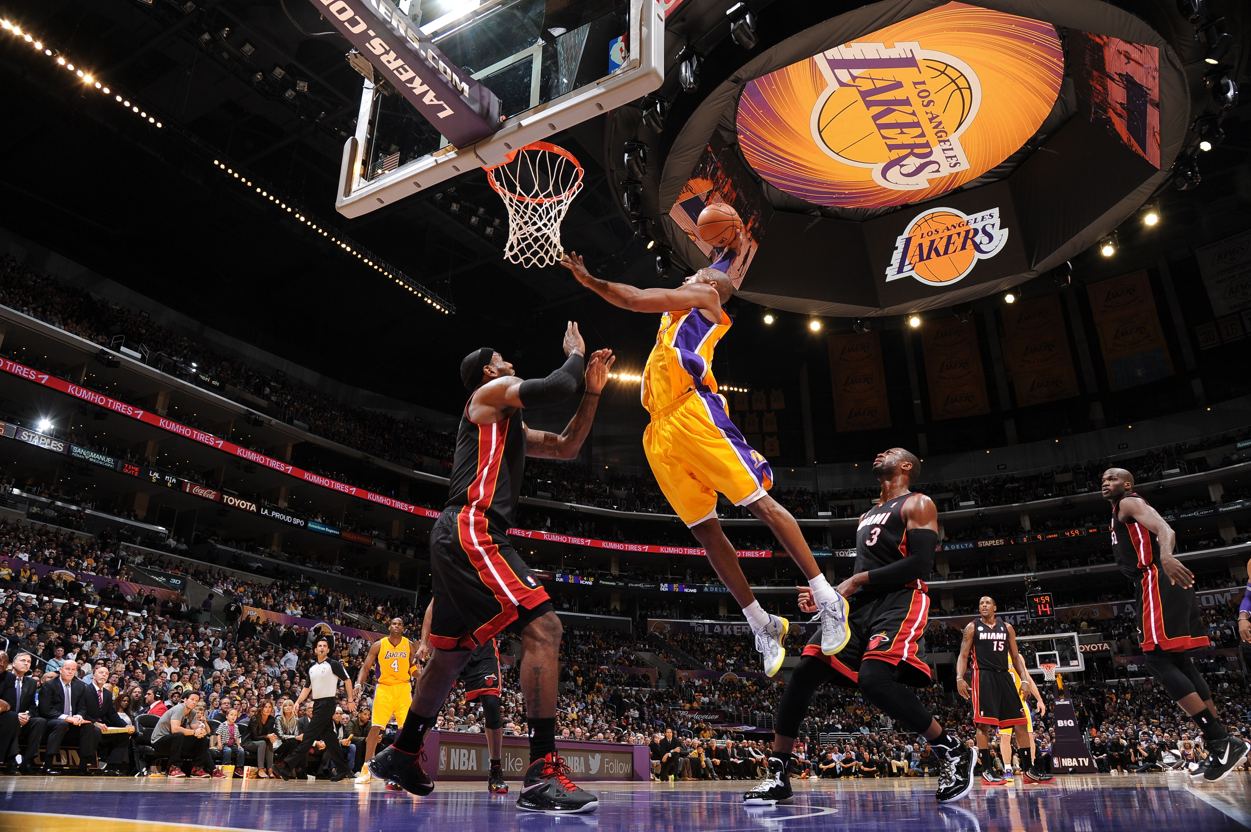kobe bryant dunk wallpaper free desktop 8 hd wallpapers | kobe