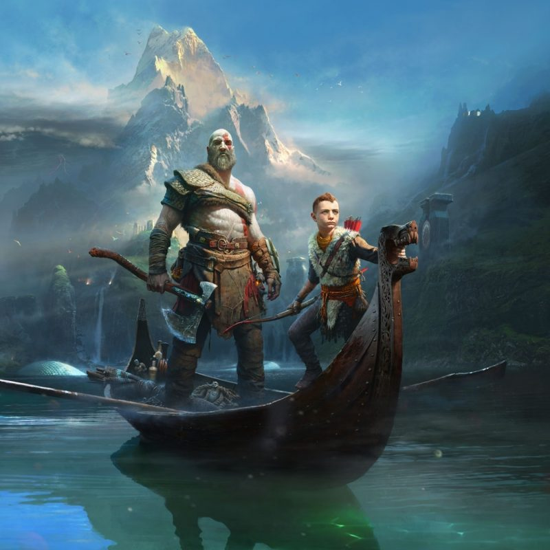 10 New God Of War Wallpapers FULL HD 1920×1080 For PC Background 2018 free download kratos atreus god of war 2018 wallpapers hd wallpapers id 22180 800x800