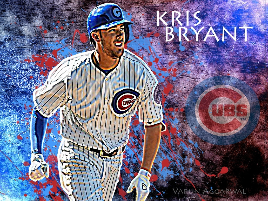 10 New Kris Bryant Cubs Wallpaper FULL HD 1920×1080 For PC Background