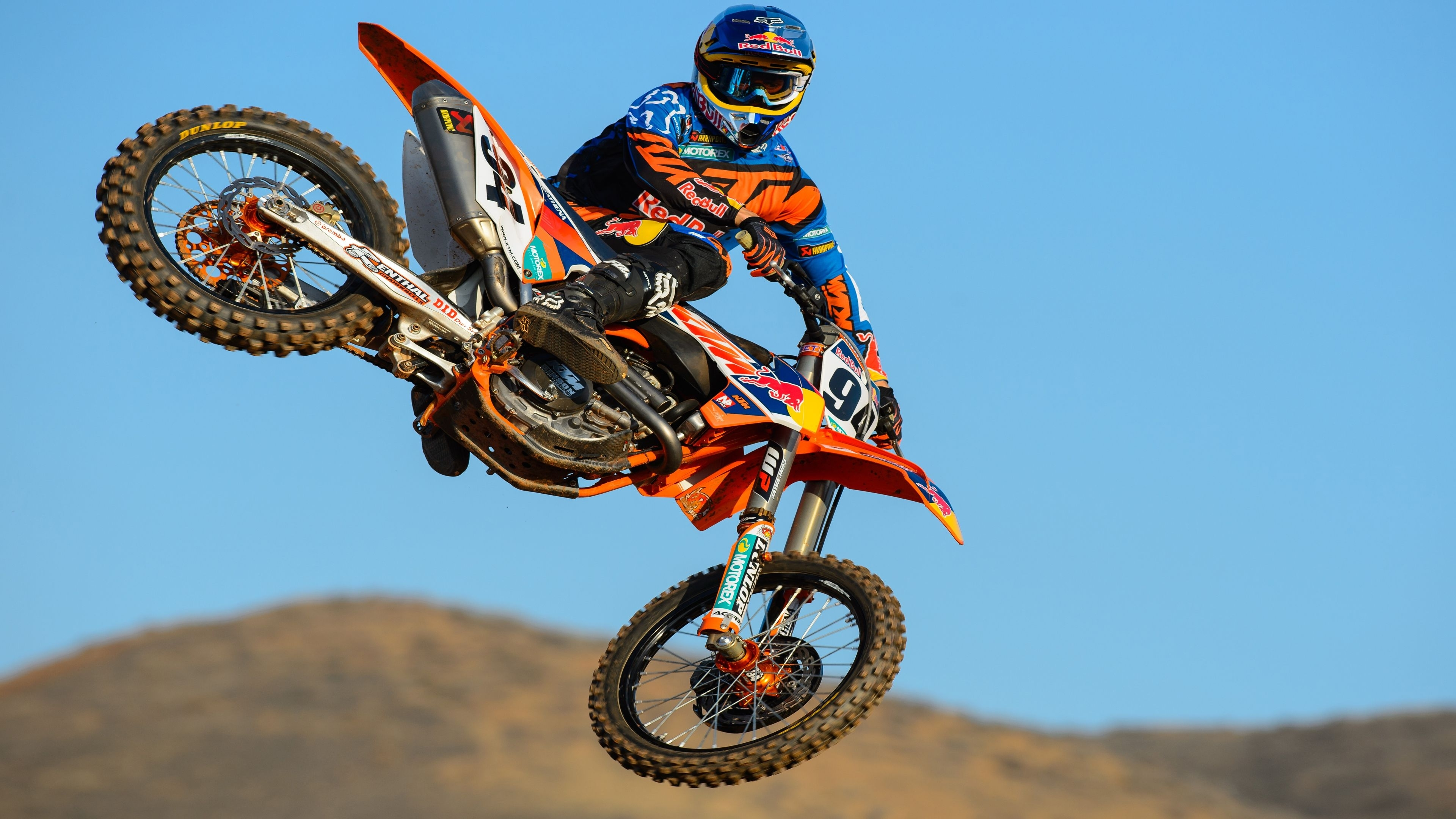 10 New Ktm Dirt Bike Wallpapers Full Hd 1080p For Pc