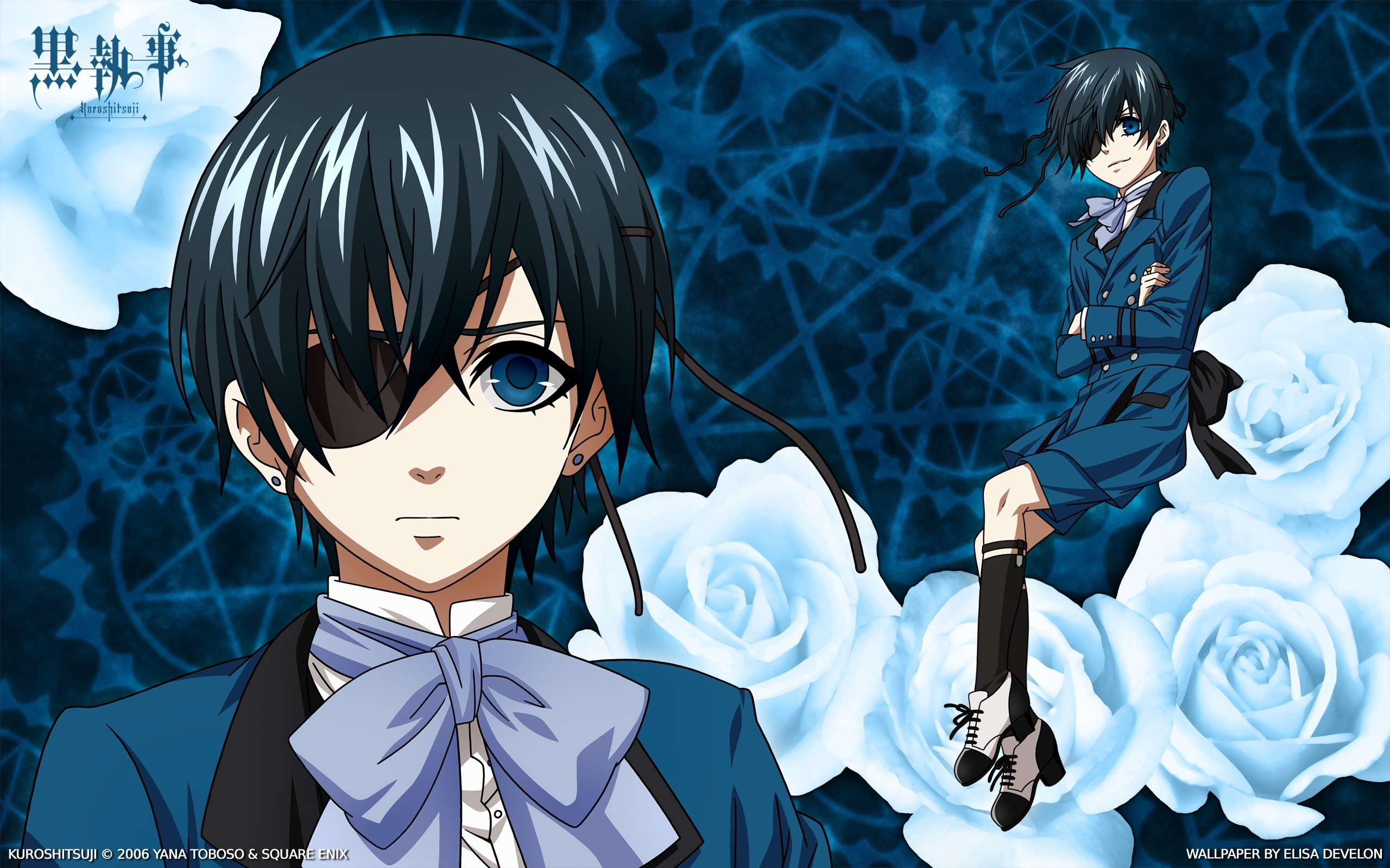 10 New Black Butler Ciel Wallpaper FULL HD 1920×1080 For PC Desktop