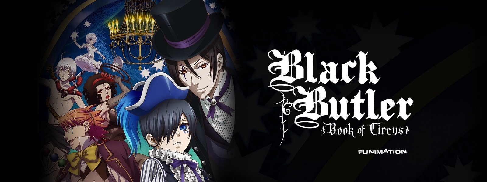 kuroshitsuji book of circus images black butler book of circus hd