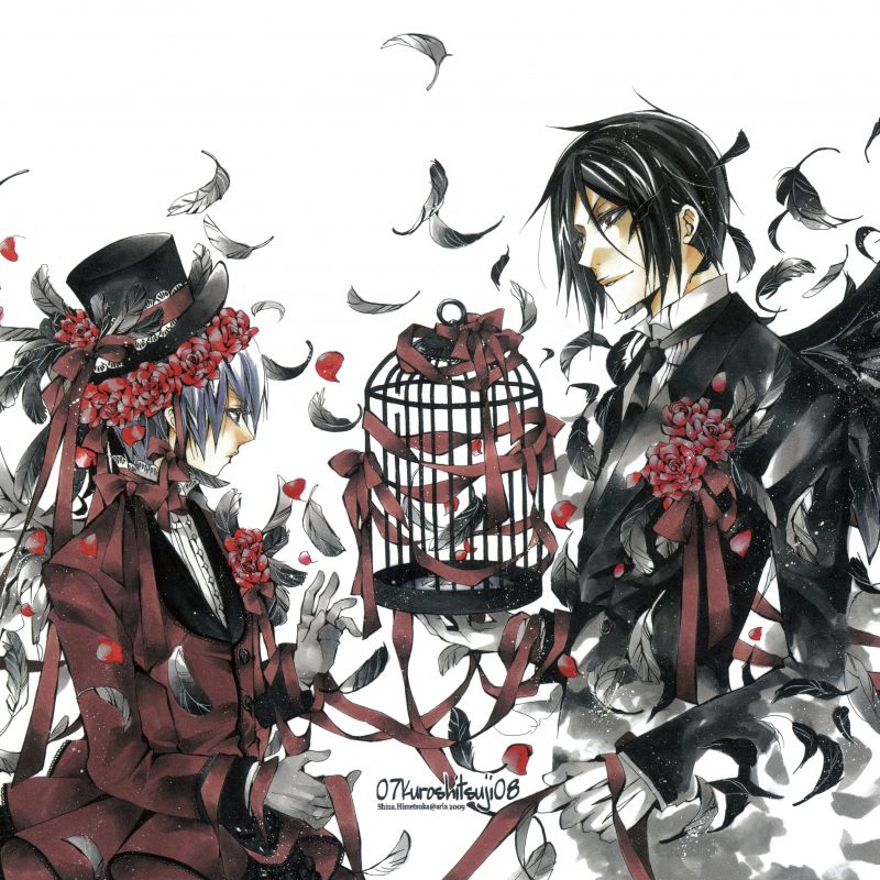 10 New Anime Wallpaper Black Butler FULL HD 1080p For PC Desktop 2020 free download kuroshitsuji the black butler wallpaper 5000x3493 47304 800x800