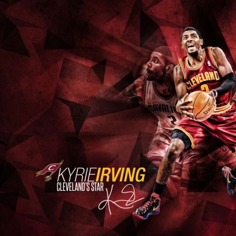 10 Most Popular Cleveland Cavaliers Kyrie Irving Wallpaper FULL HD 1920×1080 For PC Background 2020 free download kyrie irving cleveland cavaliers nba basketball wallpaper 800x800