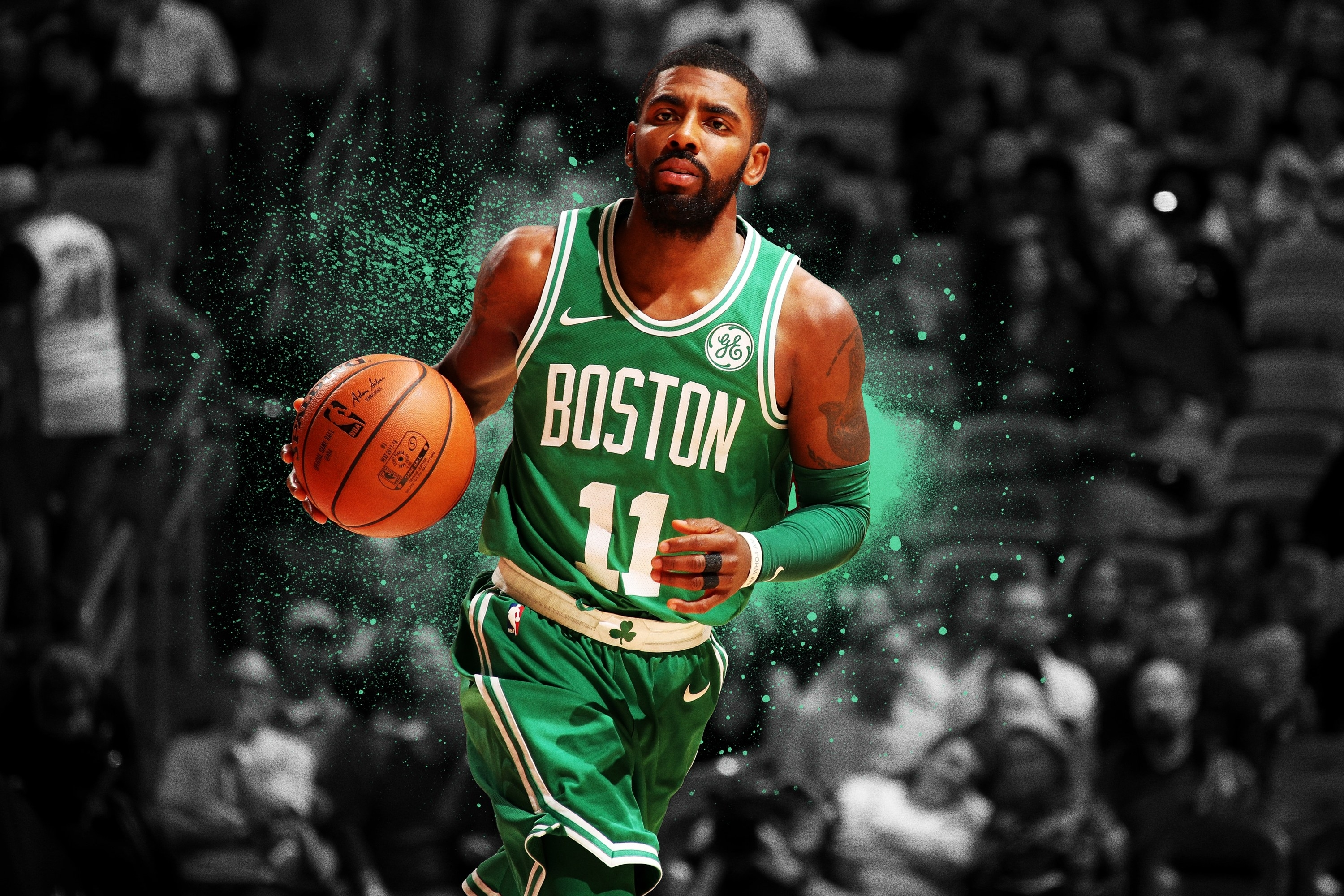 10 Latest Kyrie Irving Desktop Wallpaper FULL HD 1920×1080 For PC Background