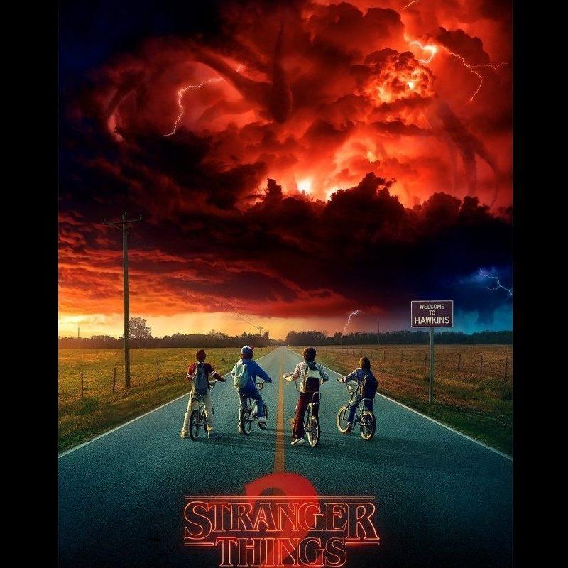10 Latest Stranger Things Poster Hd FULL HD 1920×1080 For PC Background 2020 free download la deuxieme saison de stranger things a une affiche et une date de 800x800