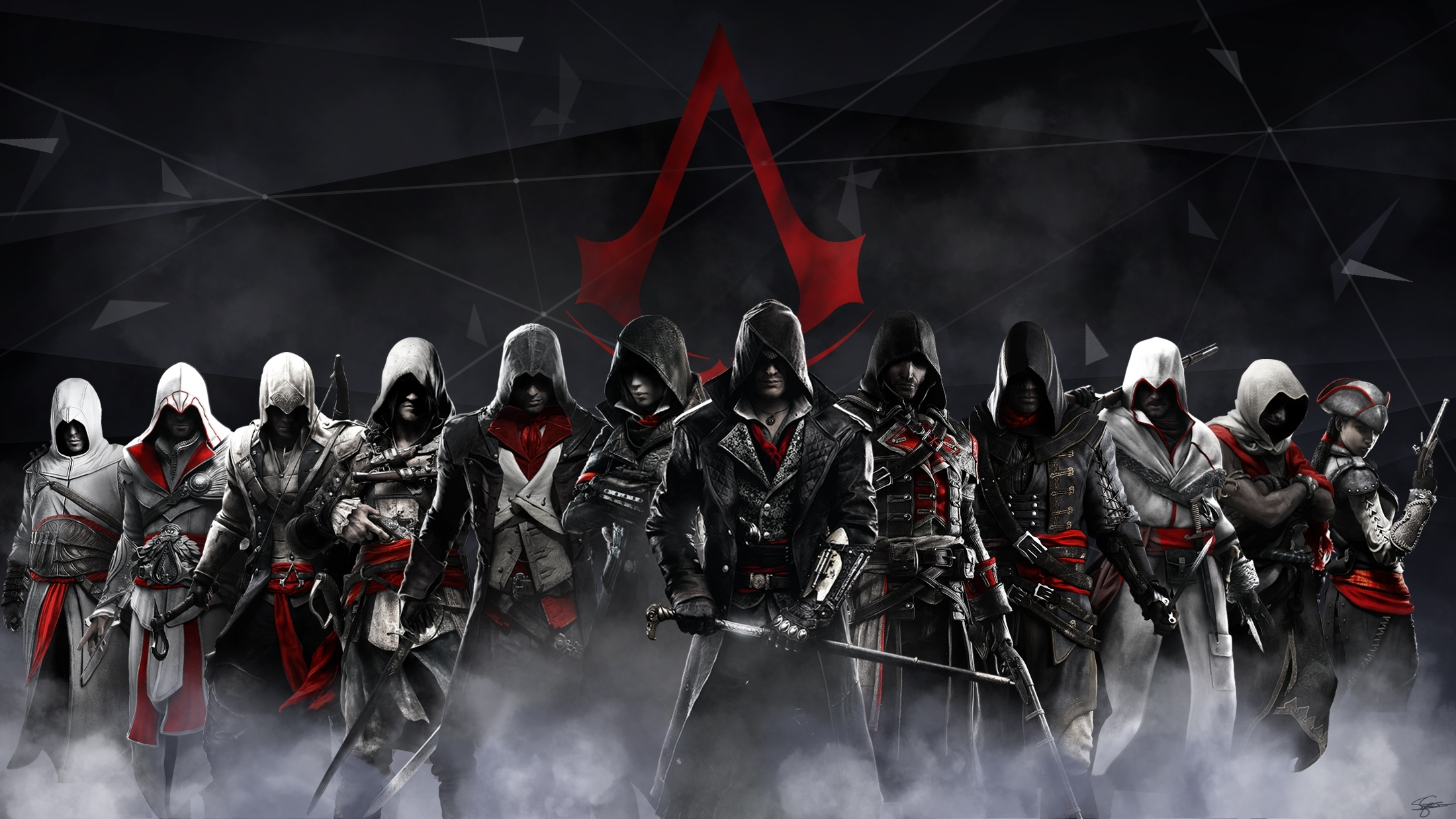 la saga assassin's creed | loutrage