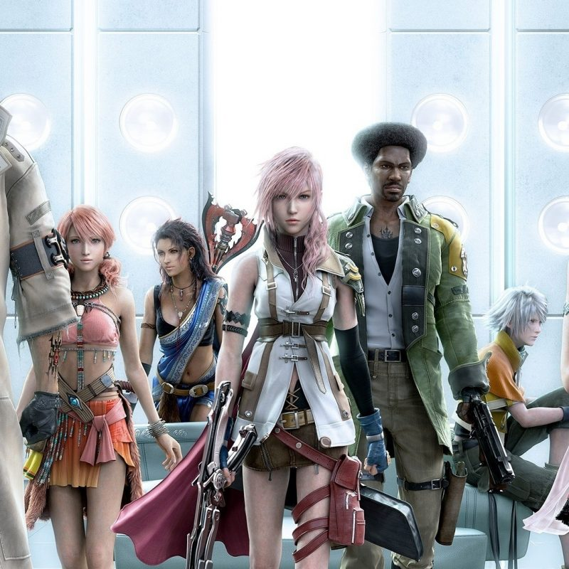 10 New Final Fantasy 13 Wallpaper 1920X1080 FULL HD 1920×1080 For PC Desktop 2020 free download la trilogie final fantasy xiii bientot sur pc ffdream 800x800