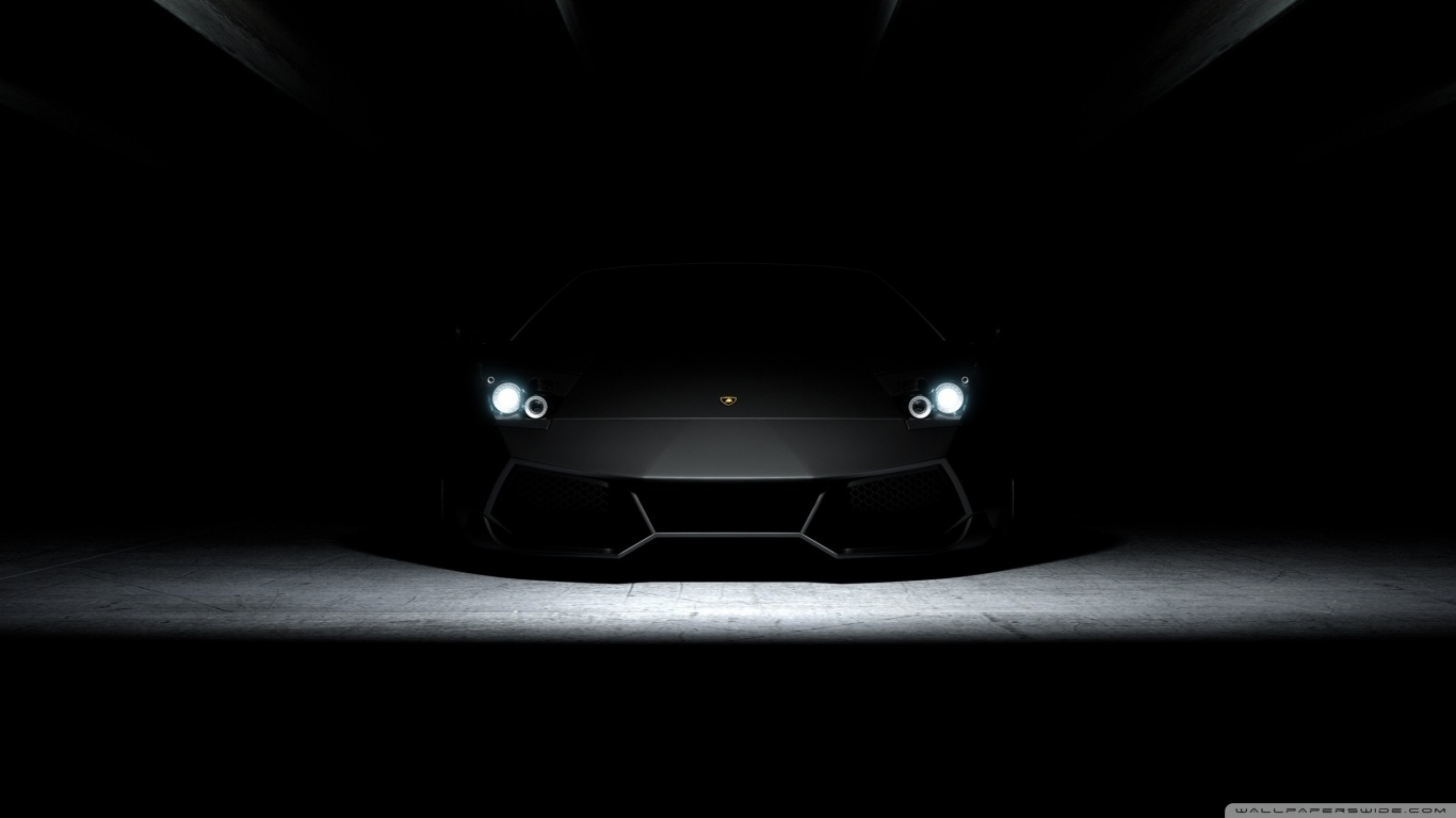lamborghini, dark ❤ 4k hd desktop wallpaper for 4k ultra hd tv