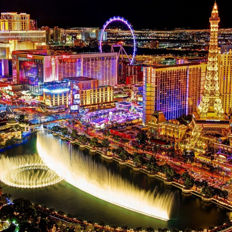 10 Most Popular Las Vegas Hd Wallpaper @ Night FULL HD 1920×1080 For PC Background 2018 free download las vegas wallpaper high quality backgrounds strip at night seen 800x800