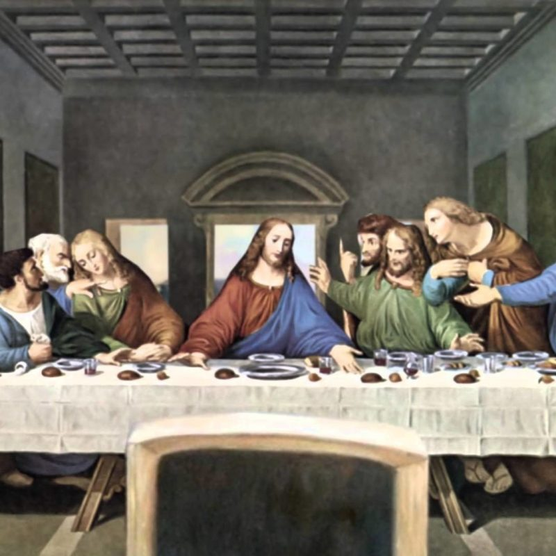 10 Best The Last Supper Wallpaper FULL HD 1080p For PC Background 2018 free download last supper wallpaper 60 images 800x800