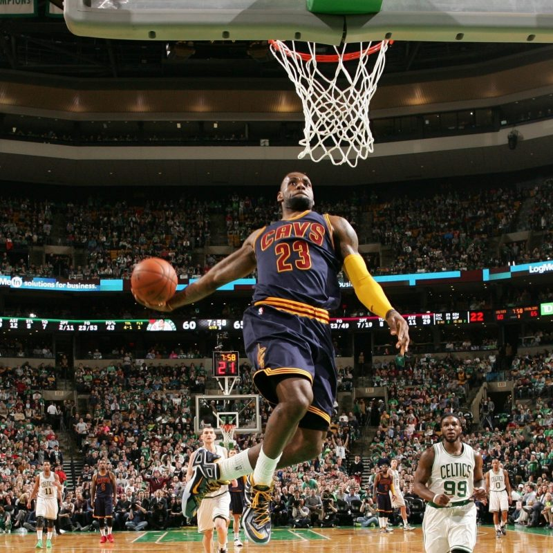 10 New Lebron James Dunk Pictures FULL HD 1920×1080 For PC Background 2018 free download %name