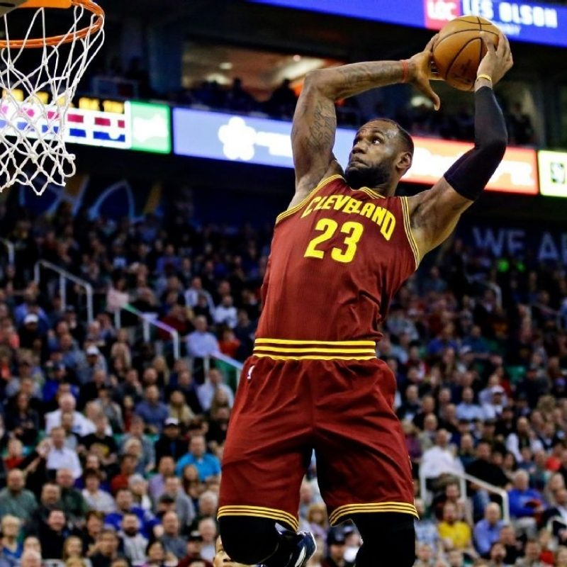 10 New Lebron James Dunk Pictures FULL HD 1920×1080 For PC Background 2018 free download lebron james savance seul et rate balle courbe 800x800