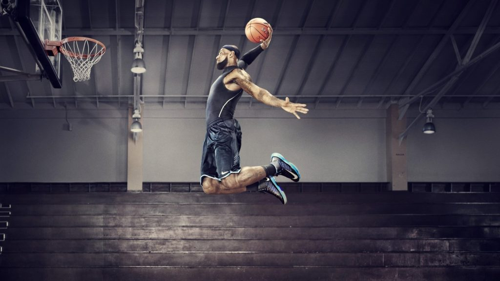 10 Most Popular Lebron James Dunk Wallpapers FULL HD 1080p For PC Background 2020 free download lebron james slam dunk wallpaper 63 images 1024x576