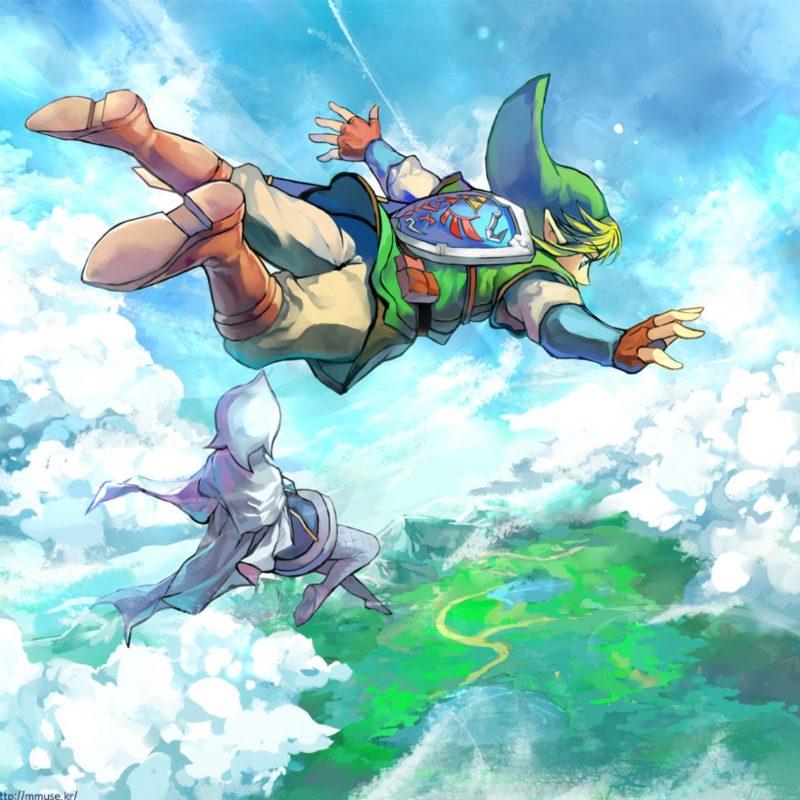 10 Most Popular Legend Of Zelda Skyward Sword Wallpaper FULL HD 1080p For PC Background 2018 free download legend of zelda skyward sword wallpaper freefalling 800x800
