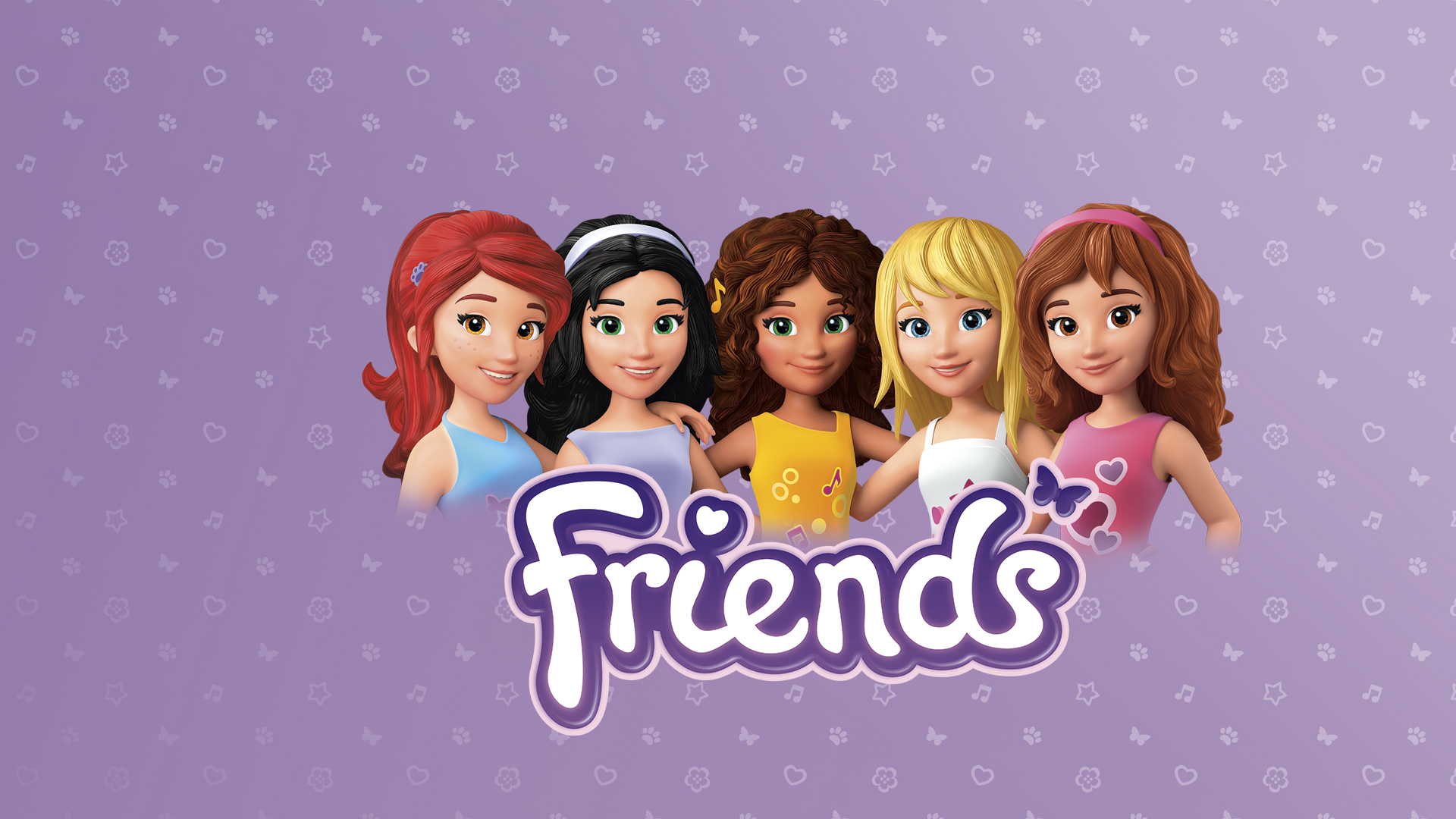 lego friends wallpaper - wallpapersafari