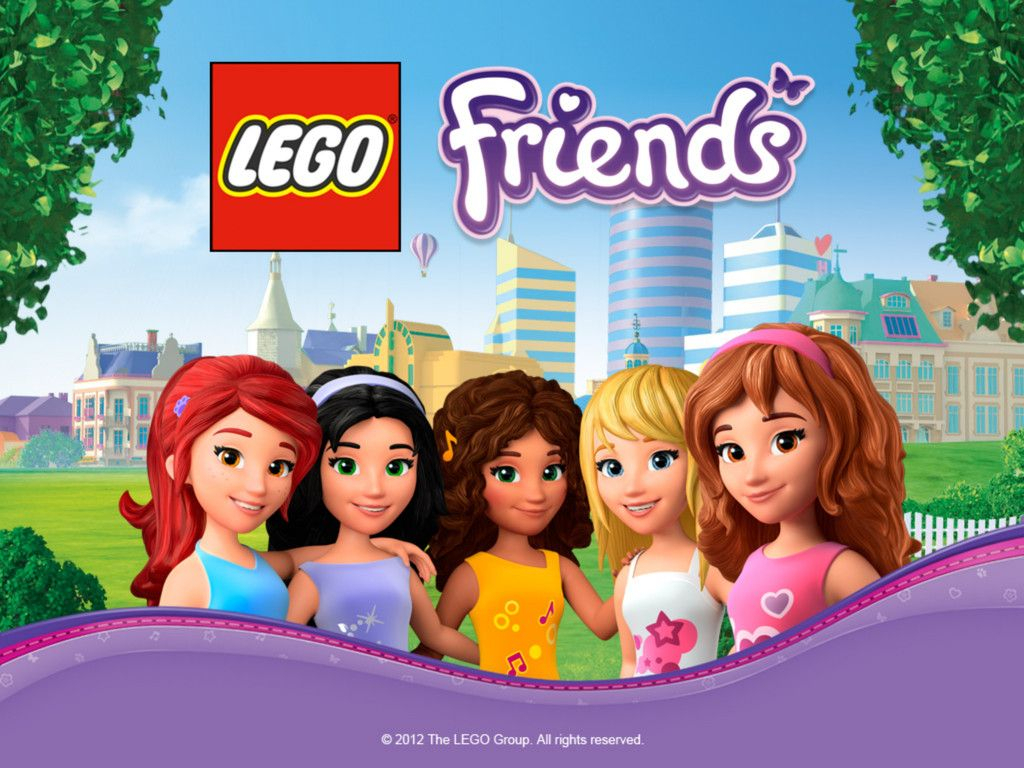 lego friends wallpapers - wallpaper cave