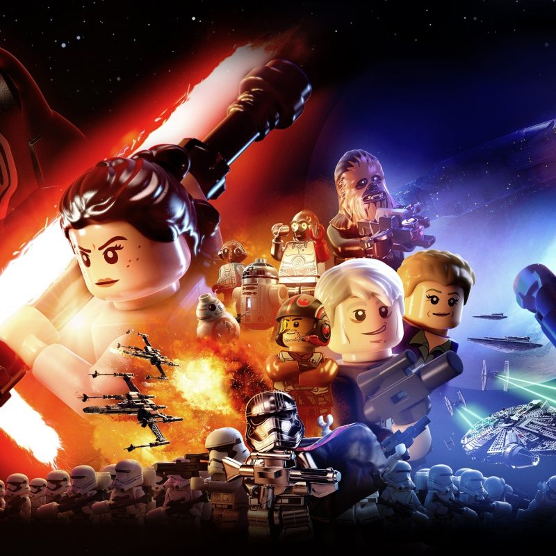 10 Top Lego Star Wars Wallpapers FULL HD 1080p For PC Desktop 2018 free download lego star wars the force awakens full hd fond decran and arriere 800x800