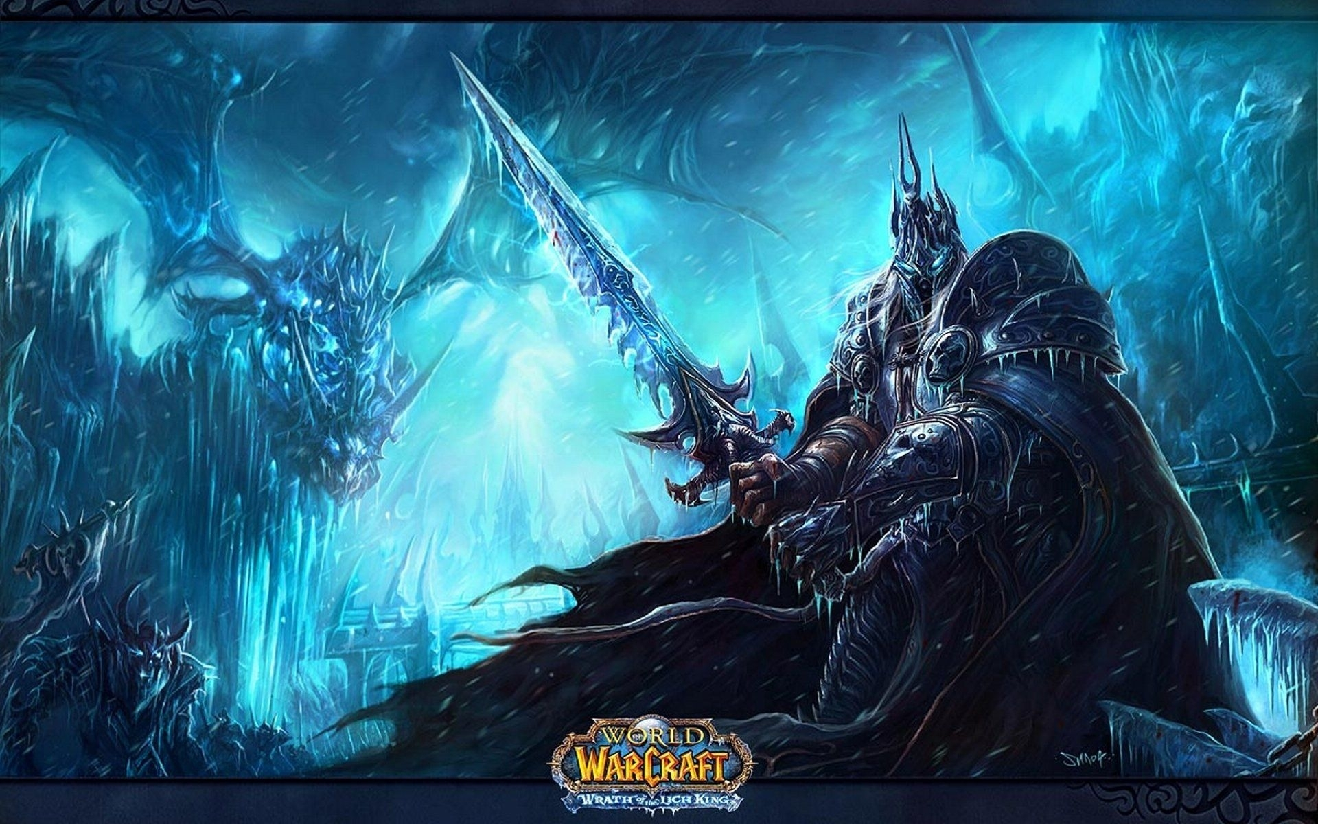 Title Lich King Hd Wallpapers Backgrounds Wallpaper
