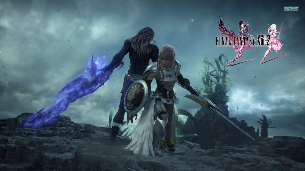10 Best Final Fantasy Xiii 2 Wallpaper FULL HD 1080p For PC Desktop 2018 free download lightning and caius final fantasy xiii 2 360905 walldevil 1024x576