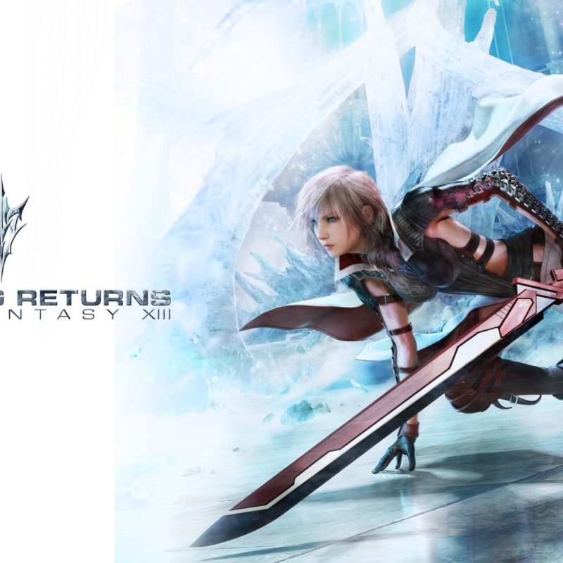 10 New Final Fantasy 13 Wallpaper 1920X1080 FULL HD 1920×1080 For PC Desktop 2018 free download lightning returns final fantasy xiii full hd fond decran and 800x800