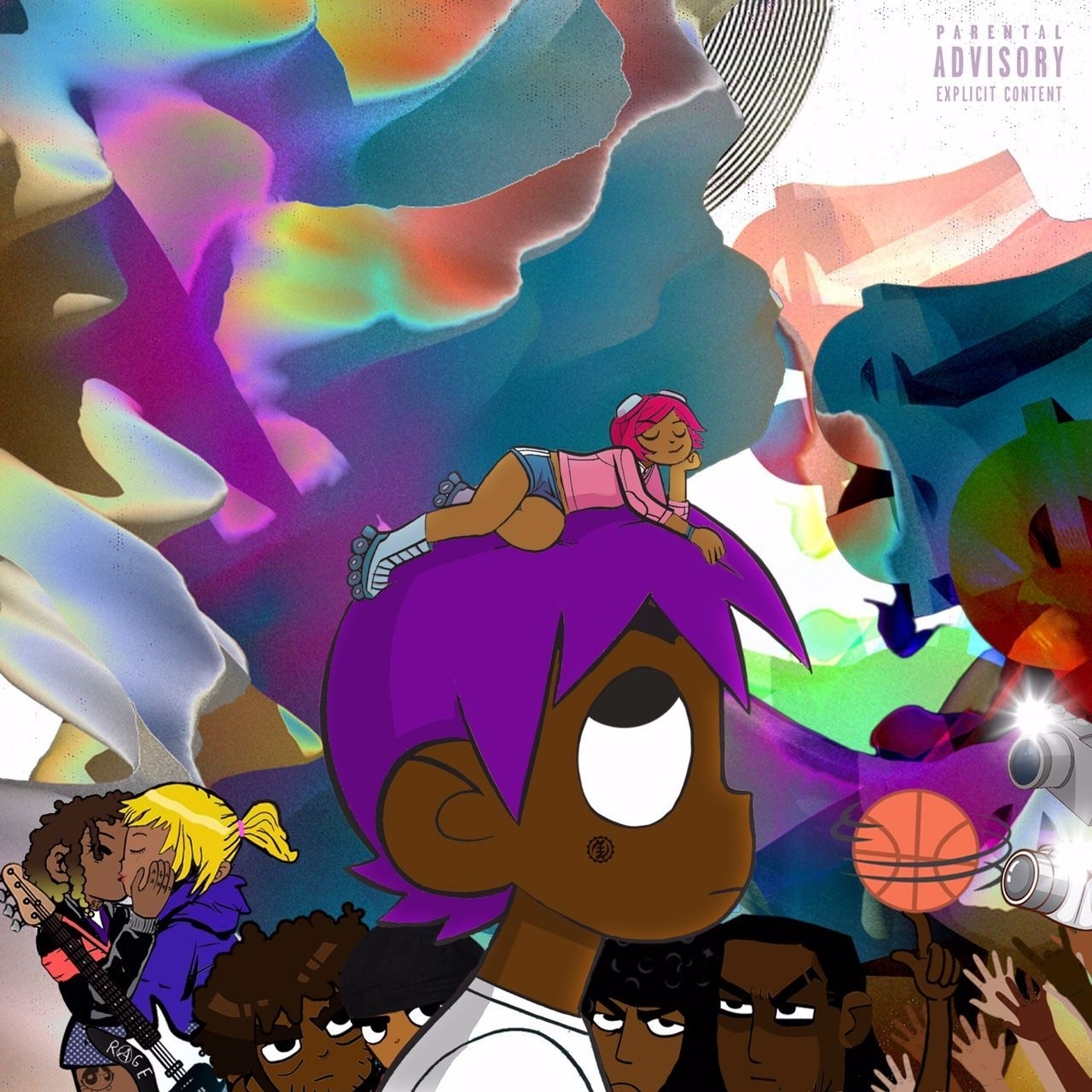 lil uzi vert - money longer album cover | good pics | pinterest