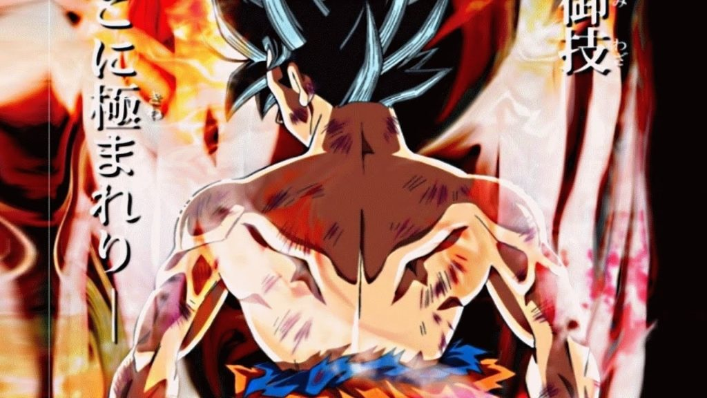 10 Latest Limit Breaker Goku Poster FULL HD 1920×1080 For PC Background 2018 free download limit breaker goku new transformation form revealed tournament of 1024x576