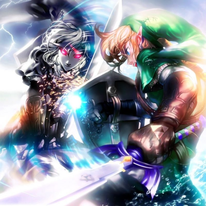 10 Most Popular Link Vs Dark Link Wallpaper FULL HD 1920×1080 For PC Desktop 2018 free download link vs dark link full hd fond decran and arriere plan 1920x1080 800x800