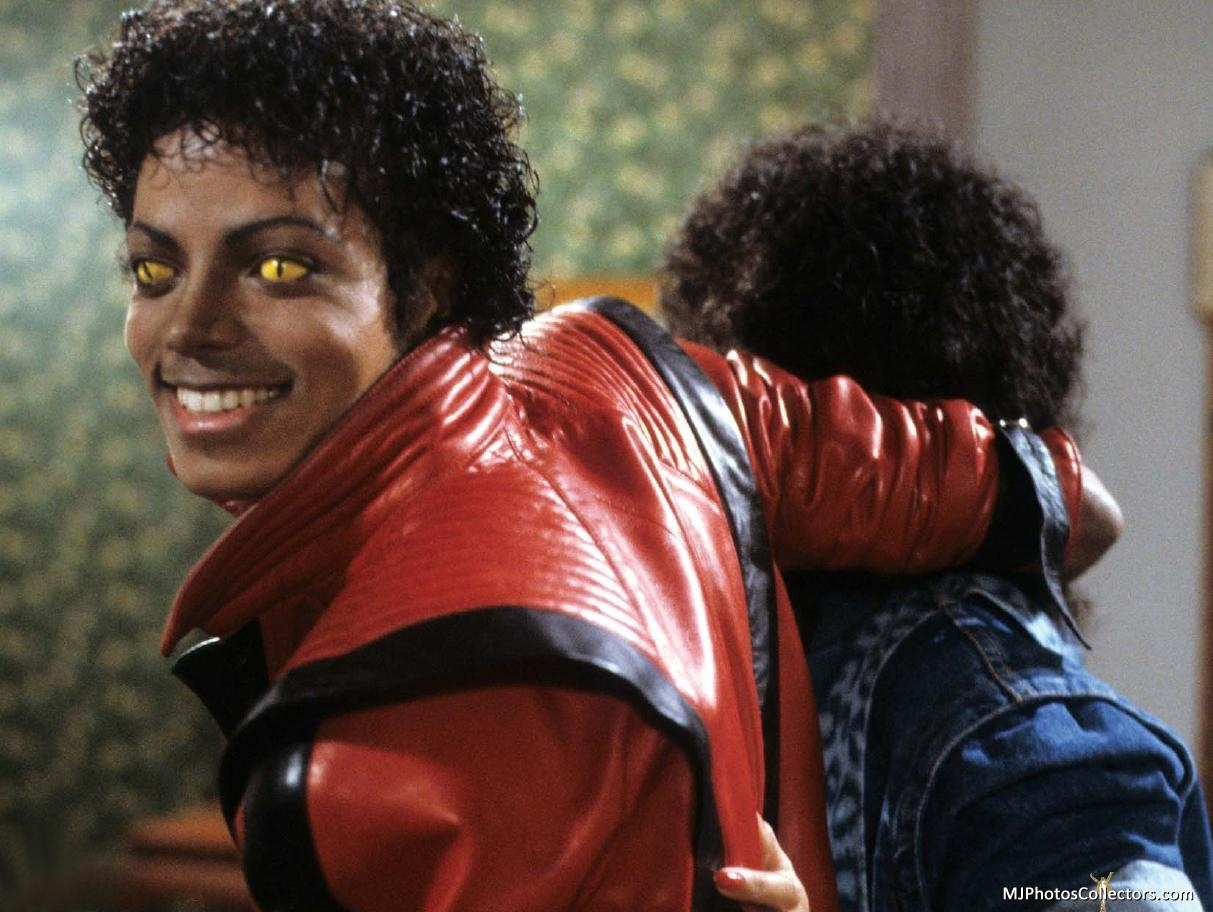 l'instant chaos #06 : michael jackson – thriller - chaos reigns