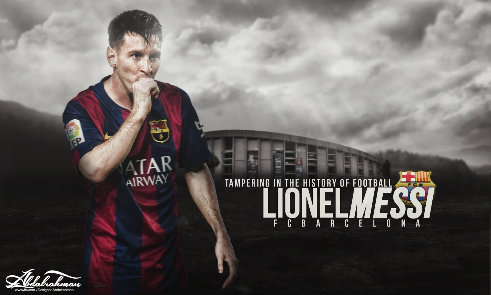 lionel messi 2015 wallpaper wide ~ desktop wallpaper box