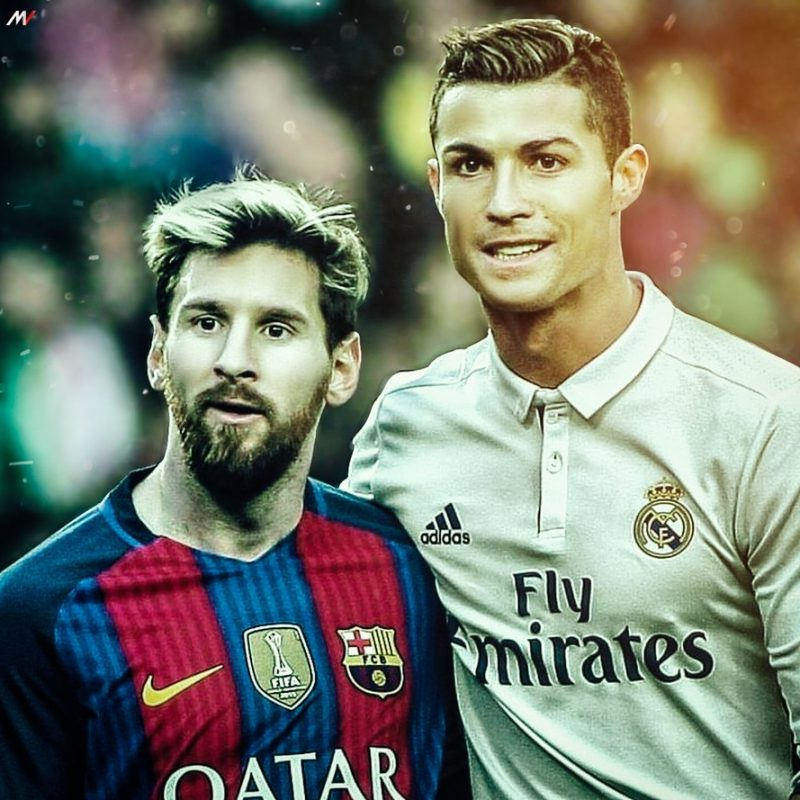 10 New Messi And Ronaldo Wallpaper FULL HD 1920×1080 For PC Desktop 2018 free download lionel messi cristiano ronaldoshibilymv7 on deviantart 800x800