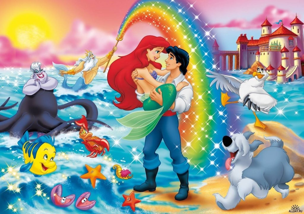 10 Most Popular The Little Mermaid Wallpapers FULL HD 1080p For PC Background 2020 free download little mermaid pics view little mermaid wallpapers for pc mac 1024x722