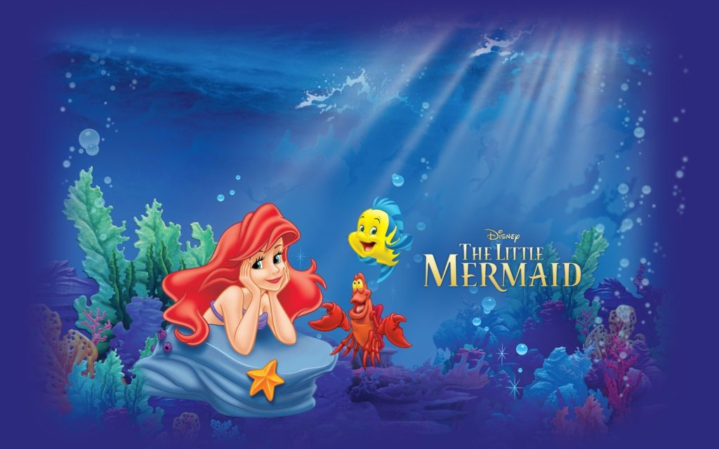 10 Most Popular The Little Mermaid Wallpapers FULL HD 1080p For PC Background 2020 free download %name