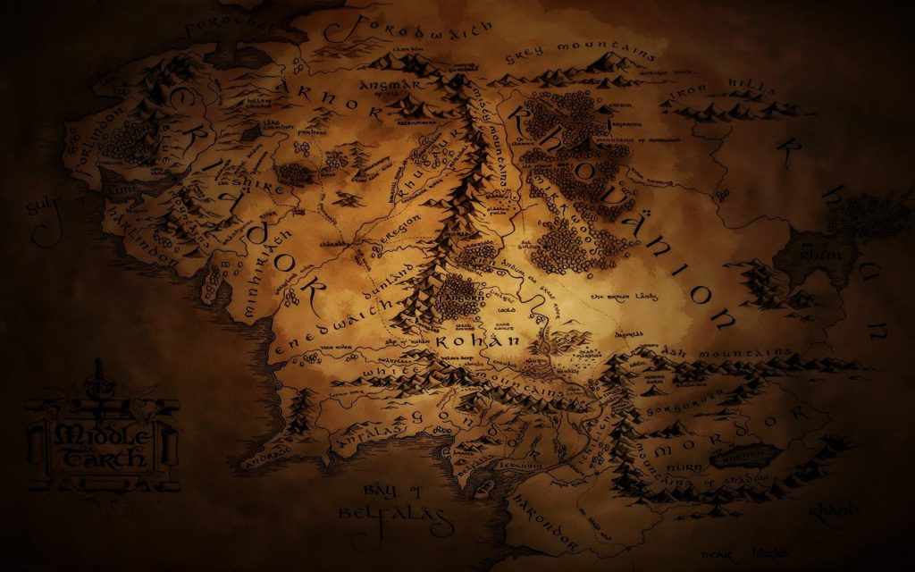 10 Latest Lord Of The Rings Map Background FULL HD 1080p For PC Desktop 2018 free download lord of the ring artwork the lord of the rings fantasy art maps 1024x640