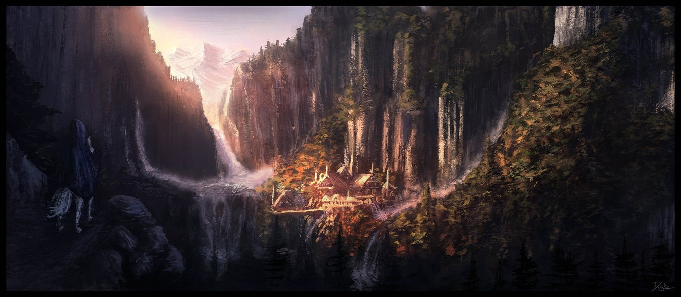 lord of the rings film study: rivendellchrisdrake1987 on deviantart