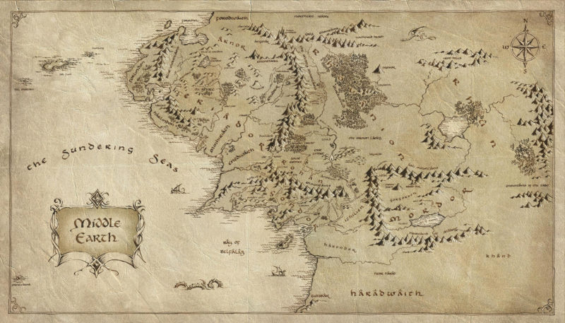 10 Most Popular Map Of Middle Earth High Resolution FULL HD 1920×1080 For PC Desktop 2020 free download lord of the rings map middle earth download wallpaper map middle 800x457