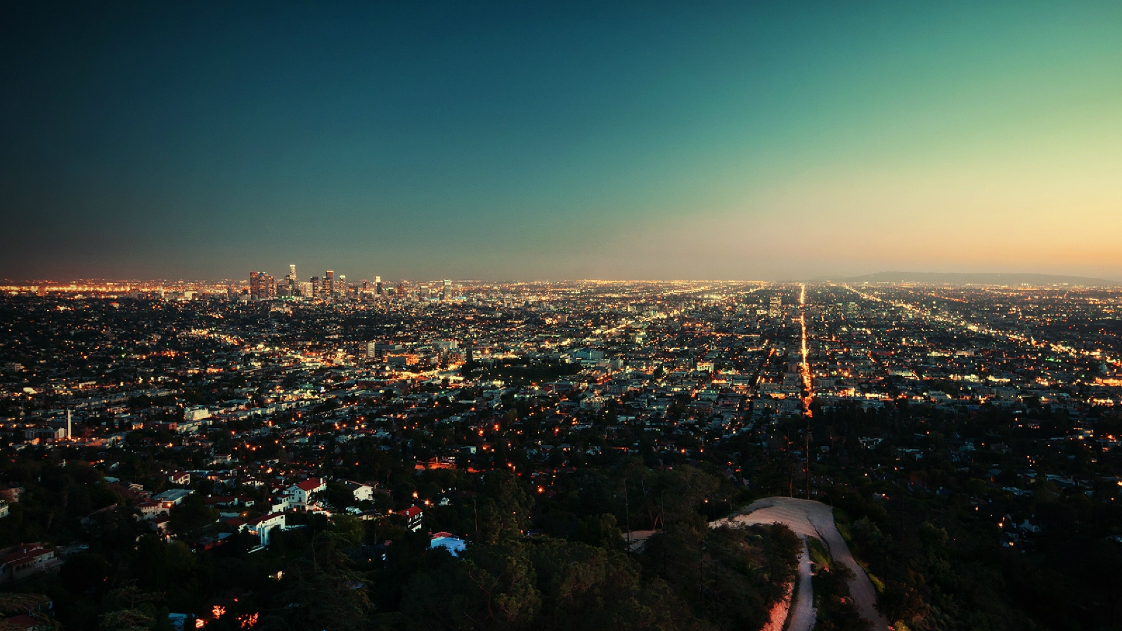 los angeles 4k wallpaper - wallpapersafari | android | pinterest