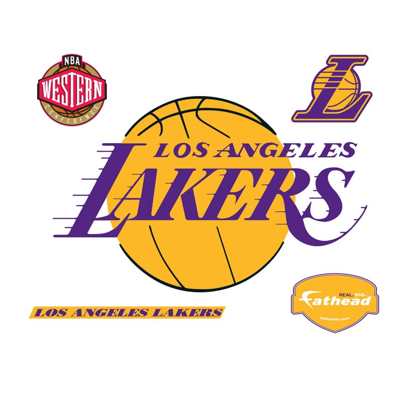 10 Best Los Angeles Laker Logo FULL HD 1920×1080 For PC Background 2018 free download los angeles lakers logo wall decal shop fathead for los angeles 800x800
