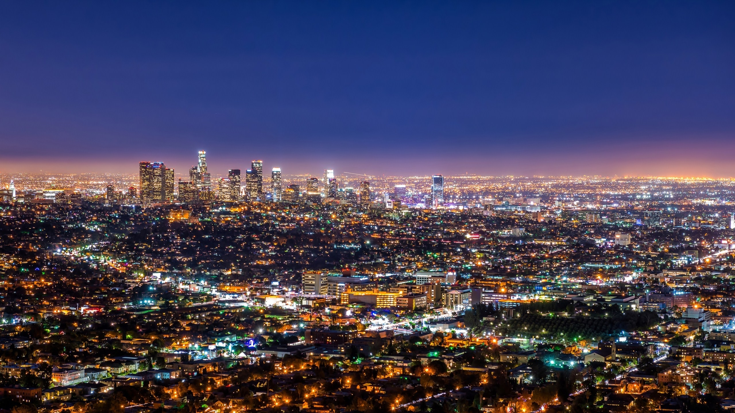 los angeles wallpaper hd for desktop - media file | pixelstalk