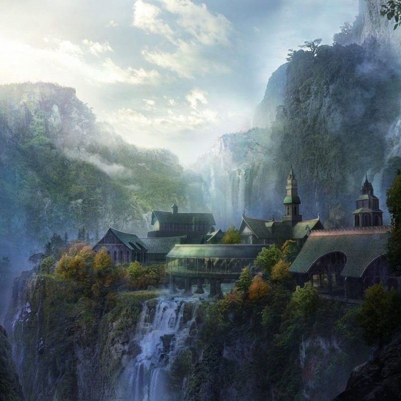 10 Best Lord Of The Rings Wallpaper Rivendell FULL HD 1080p For PC Desktop 2020 free download lotr wallpaper 1920x1080 69 images 1 800x800