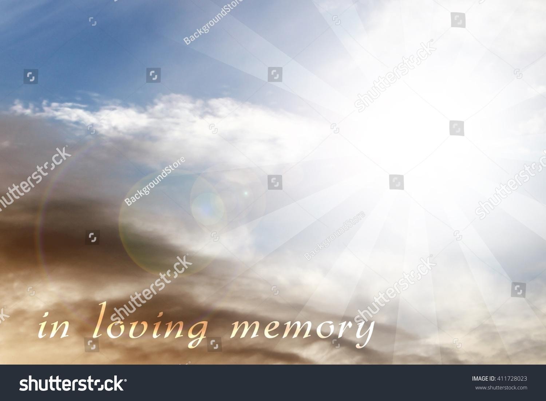 loving memory mourning background stock photo (royalty free